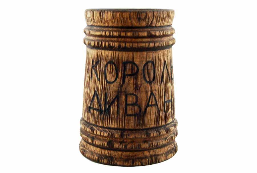 Фото категории Деревянные пивные кружки с надписью
