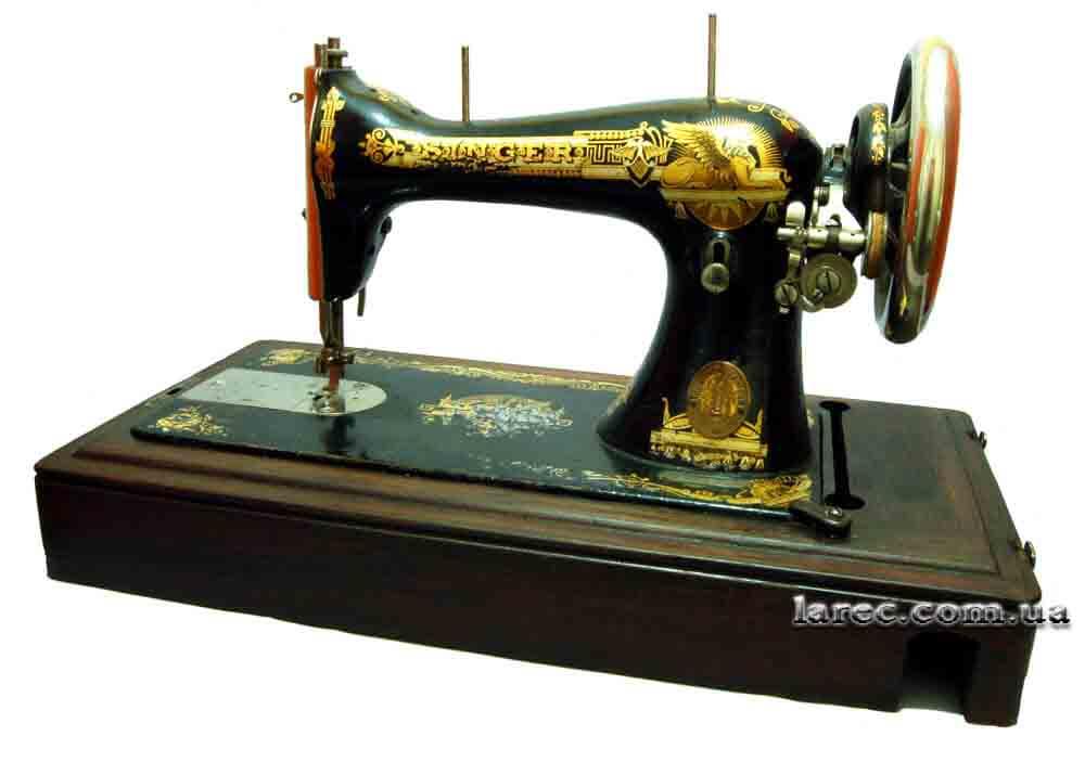 Старинные швейные машины фото
