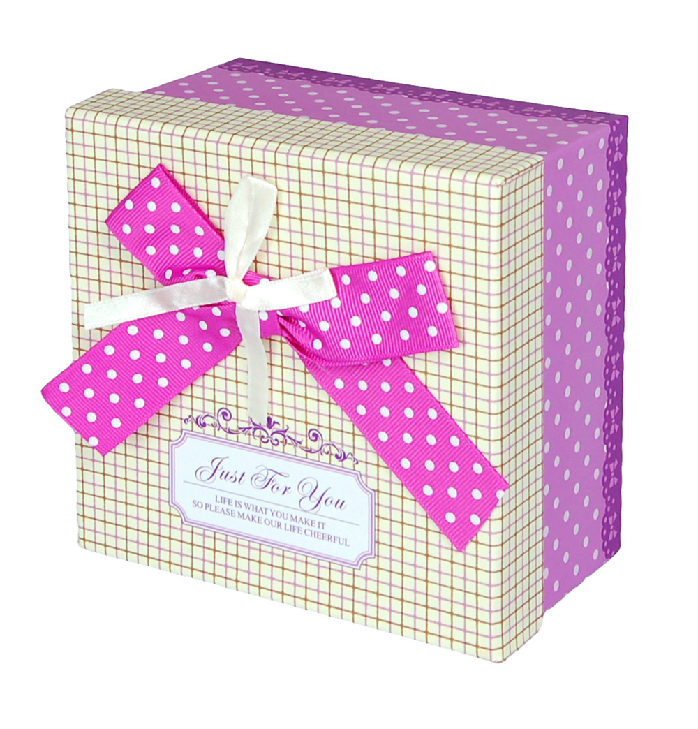 Коробочки для оформления подарка 623