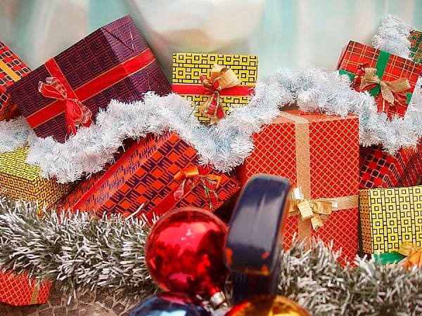 I каталог подарков на новый год