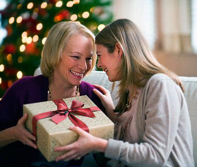 Подарок его маме при знакомстве